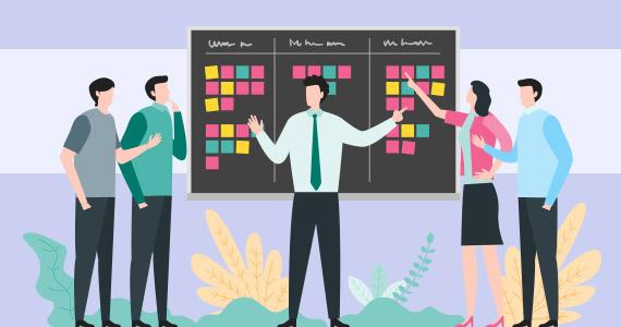 経営理念とビジョン作成